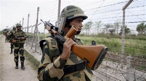 Bsf Jawan Guns Down Three Colleagues, Commits