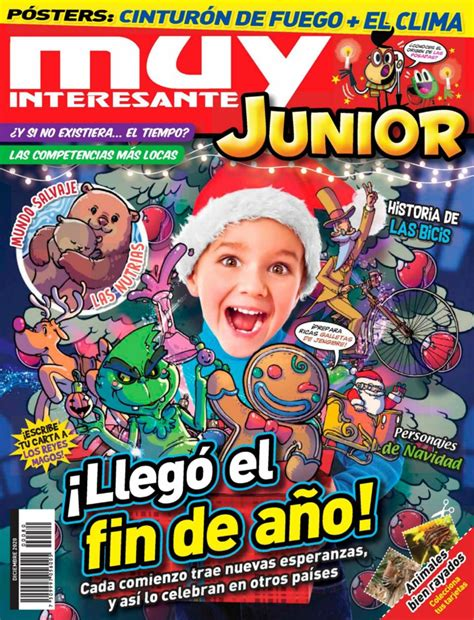 Muy Interesante Junior Magazine - Get your Digital ...