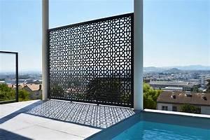 Claustra De Jardin : optez pour une d coration contemporaine avec le claustra ~ Premium-room.com Idées de Décoration