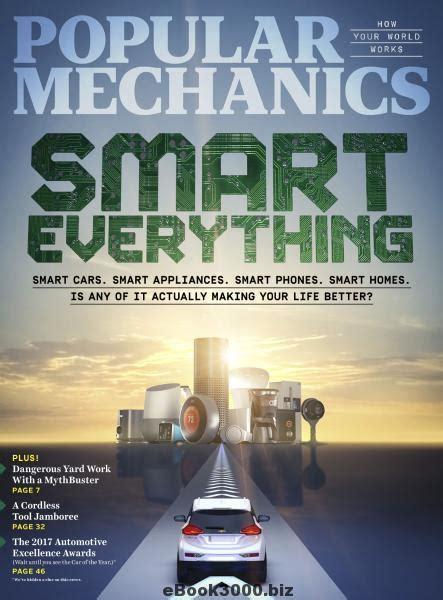 popular mechanics usa     magazine