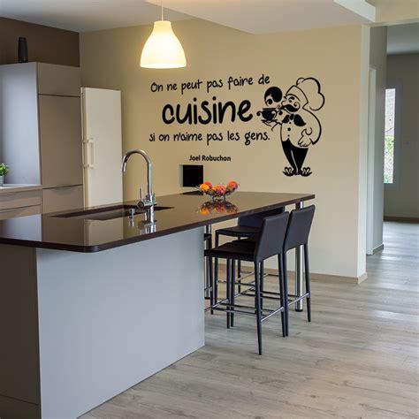 la cuisine citation sticker citation on ne peut pas faire de cuisine joel robuchon stickers citations cuisine