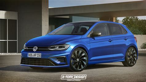 2018 Volkswagen Polo R And Gti Cabrio Rendered Autoevolution