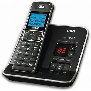 Rca Dect 6 0 Cordless Phone Manual