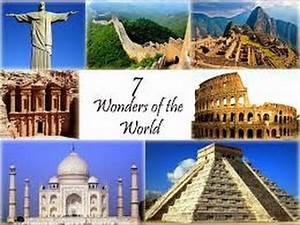 Official New 7 Wonders of the World in 2017 - YouTube