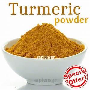 Pure Bulk Turmeric Root Powder 190g