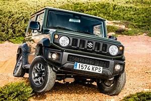 Teste Do Suzuki Jimny Sierra