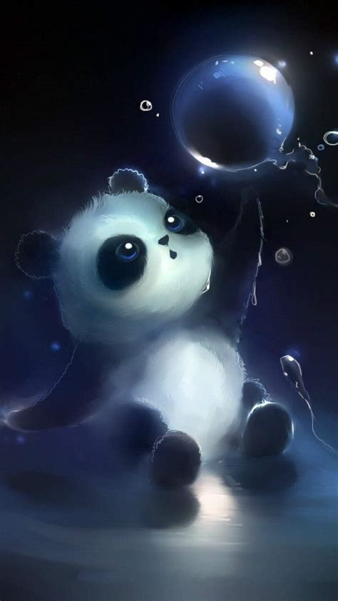 Animated Panda Wallpaper - panda wallpapers to your cell phone
