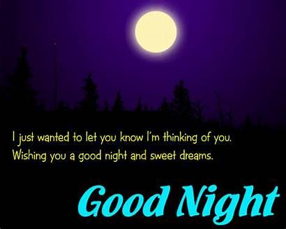 Night Goodnight Card Sweet Nice Dream 123greetings
