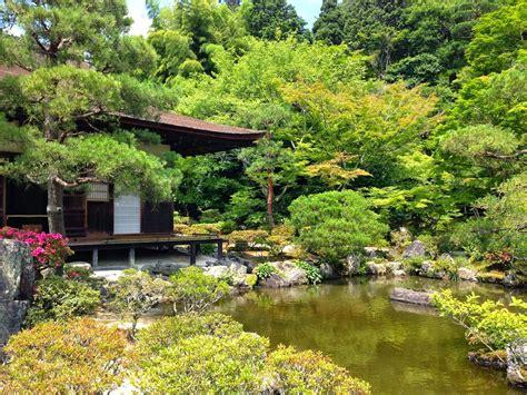kyoto japanese gardens zen temple japan garden summer ji don