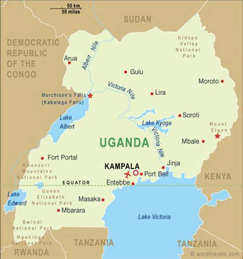 ian  renate  kampala field trip  northern uganda