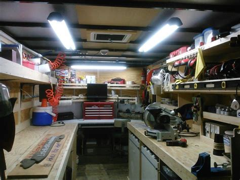 mobile woodworking shop  woodworking