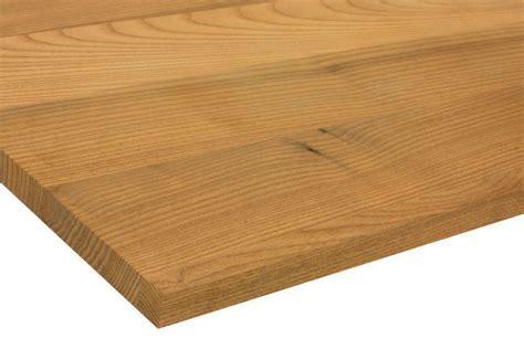 cuisine en bois frene etagère frêne chauffé certifié pefc 100 la boutique du
