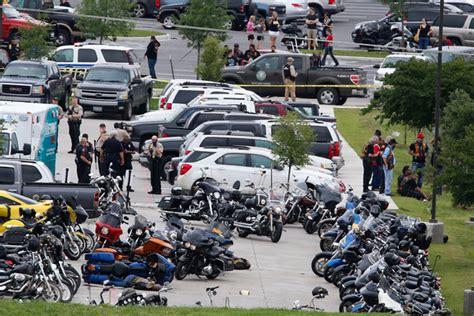 9 Are Killed In Biker Gang Shootout In Waco