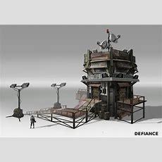 Defiance Concept Art By Danny Pak  Concept Art World