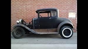 Start Up After Shocking Oil Change 1930 Ford Model A