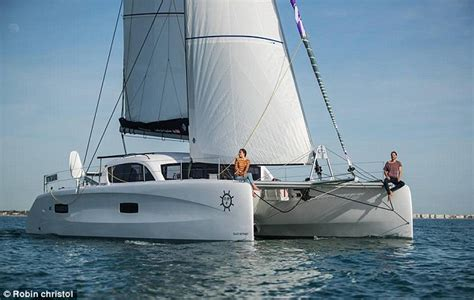 Sailing La Vagabonde New Boat by Glamorous Who Earn A Living Sailing The World