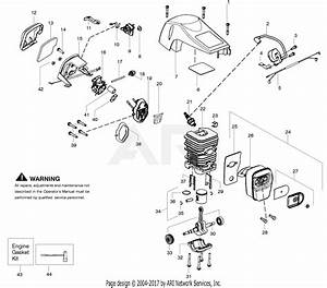 34 Poulan 2150 Chainsaw Parts Diagram
