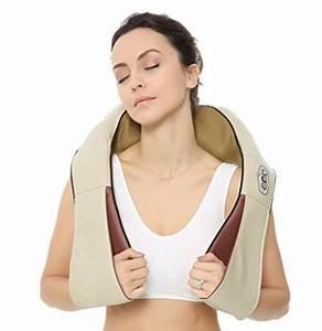 Massagegerät Rücken Nacken : schulter massageger t elektrisch f r nacken r cken nackenmassageger t ~ Orissabook.com Haus und Dekorationen