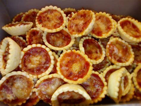mini pizzas apero  faire au companion ou pas mes