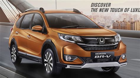 Honda Brv 2019 Photo by 2019 Honda Br V To Be Launched In Ph In June