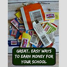 6 Great, Easy Ways To Earn Money For Your School! #schools #tips  A Thrifty Mom Recipes