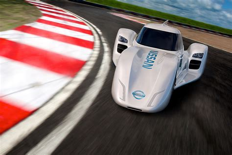 Official Nissan Zeod Rc Le Mans Prototype Gtspirit