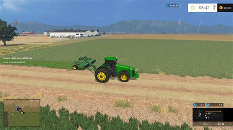 john deere  tractor  agrosketch farming