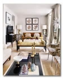Rectangular Living Room Setup by Ditto A Narrow Living Room Fieldstone Hill Design