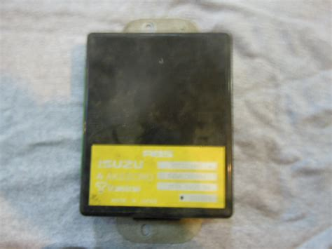isuzu 4he1 abs module 8972271001 npr nqr nrr 99 04 used busbee s trucks and parts