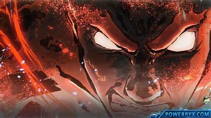 Guy Might Sensei Wallpapers Naruto Beast Crimson