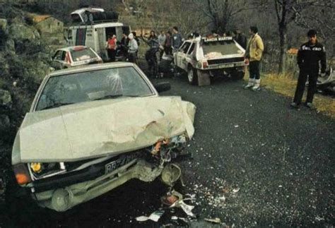 El accidente que acabó con Henri Toivonen, Sergio Cresto y ...
