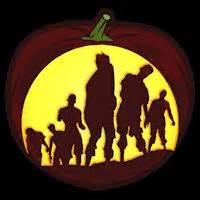 Walking Dead Pumpkin Carving Patterns Daryl by Pumpkin Patterns Jason Voorhees And Zombie Pumpkins On