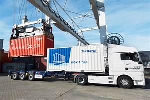 12 Fuß Container : containertransport ein allesk nner geht an den start eurotransport ~ Sanjose-hotels-ca.com Haus und Dekorationen