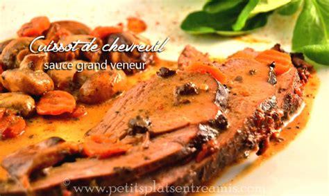 comment cuisiner une gigue de chevreuil comment cuire gigot chevreuil