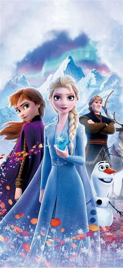 Frozen Iphone 4k Poster Wallpapers Disney Iphones