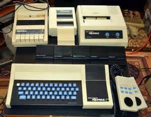 Mattel Aquarius Computer