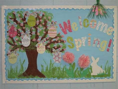 17 Best Ideas About Welcome Bulletin Boards On Pinterest