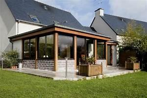 Comment Agrandir Sa Maison : agrandir sa maison avec une veranda 5 extension ~ Dallasstarsshop.com Idées de Décoration
