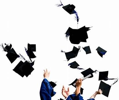 Clipart Graduation Convocation College Transparent Cap Cliparts