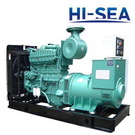 Diesel Boat Generator by Marine Weichai Diesel Generator Set Supplier China Marine