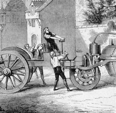 automobil geschichte der erfinder des autos hiess cugnot