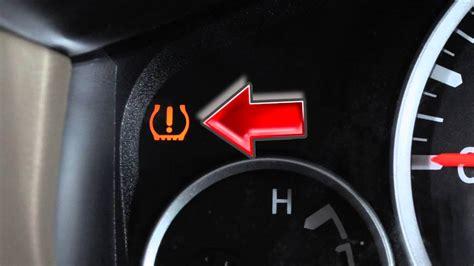 nissan pathfinder tire pressure monitoring system