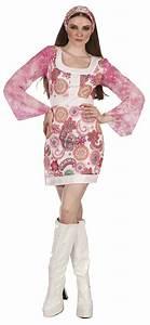80er Outfit Kaufen : 70er 80er jahre retrokleid damen hippiekost me sexy schlager outfit kost me neu ebay ~ Frokenaadalensverden.com Haus und Dekorationen