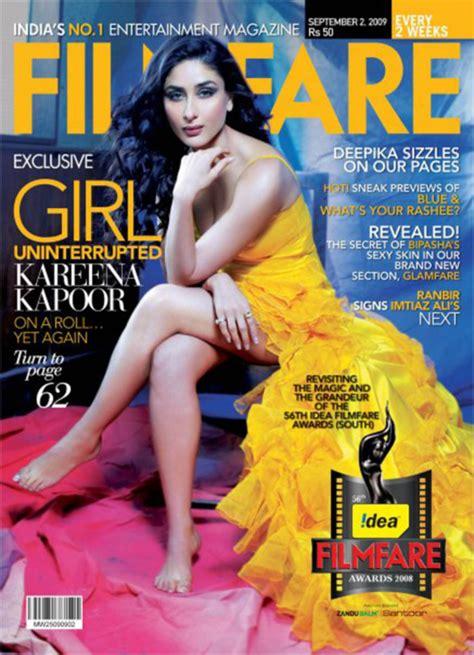 Kareena Kapoor - Best Magazine Cover of 2009 - XciteFun.net