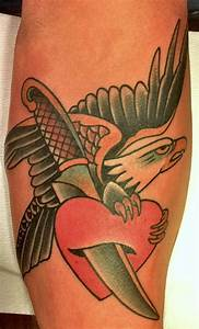 The gallery for --> American Traditional Mom Heart Tattoo