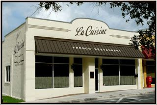 A Taste Of Paris In Ocala