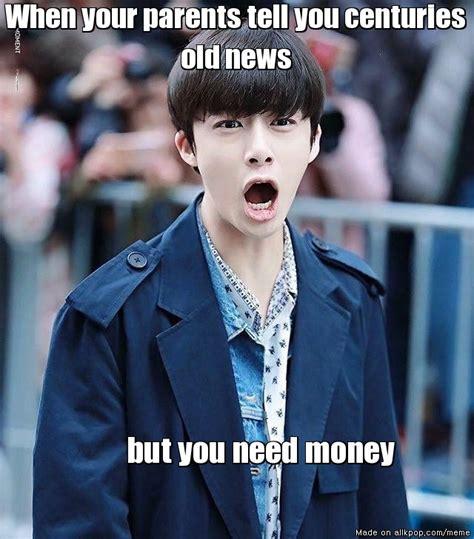 Hyungwon Memes - monsta x allkpop meme center