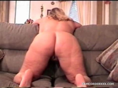 Fat Slut Bent Over On The Couch Taking Cock Bbw Porn