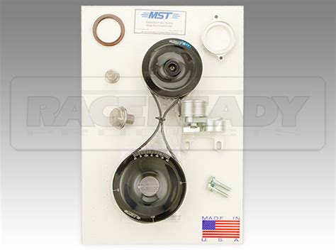 Race Ready Products> Mst Serpentine Pulley System