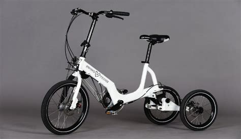 Swingtrike Introduces New Electric Bike With Three Wheels